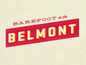 Barefoot at the Belmont