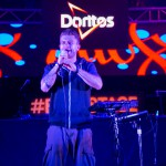 DubFX at Doritos Stage