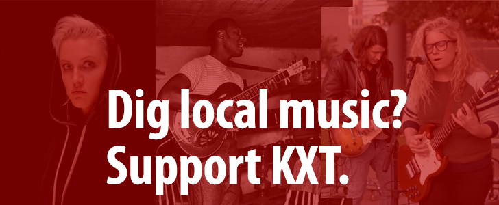 KXT is Listener-Supported