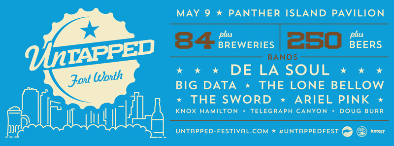 untapped fort worth lineup