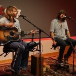 Rhett Miller and Madison King