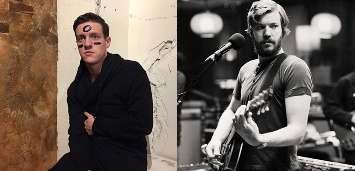Matt Battaglia is the festival's co-founder and organizer. Eric Pulido is a festival organizer and member of the band Midlake.