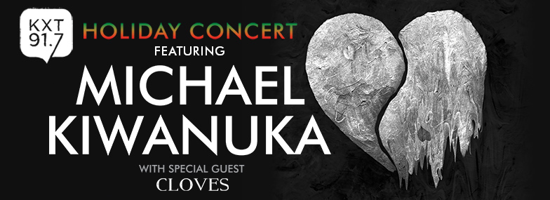KXT Holiday Concert featuring Michael Kiwanuka