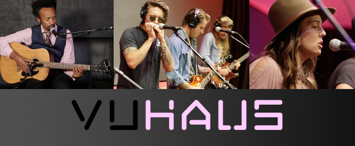 Discover New Artists On VuHaus