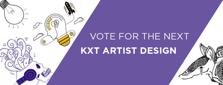 Help Choose The New KXT Swag Design!