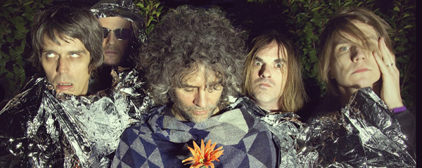 The Flaming Lips' new album, The Terror, comes out April 16.