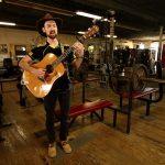 Dallas-based musician Garrett Owen