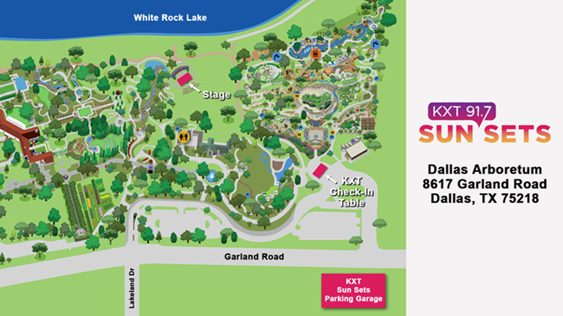 Find & reserve a discount parking spot near Dallas Arboretum and Botanical Garden. Use our map. Book online for as low as $5 to save time & money when you park.