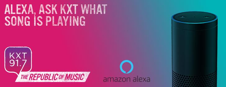 KXT Alexa Skill