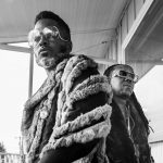 Shabazz Palaces. Photo from artist Facebook.