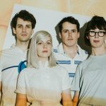 Alvvays. Photo by Arden Way.