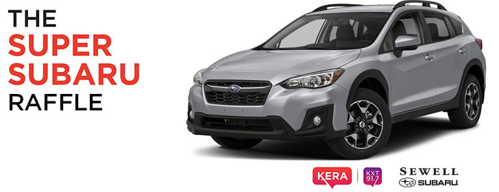 The Super Subaru Raffle