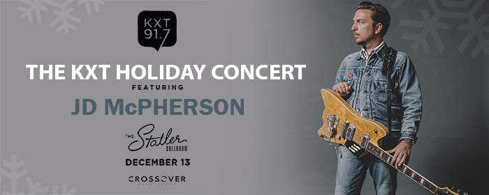 The KXT Holiday Concert feat. JD McPherson