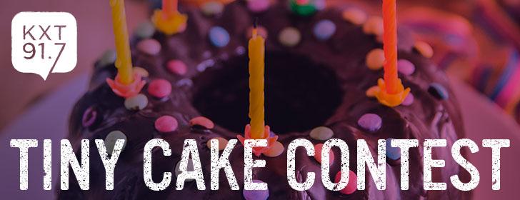 Tiny Cake Contest