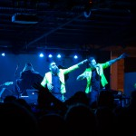 Capital Cities got the crowd dancing at Empire Automotive