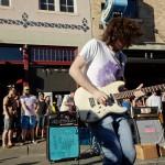 Street Performer on 6th