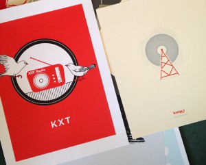 KXT Poster Collection