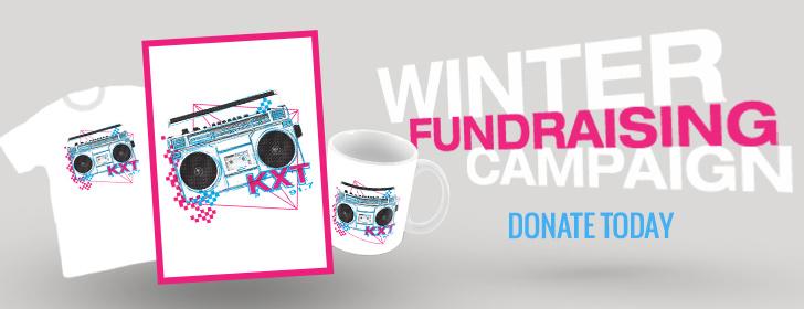 KXT 91.7 2014 Winter Membership Campaign