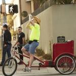 Festival pedicab