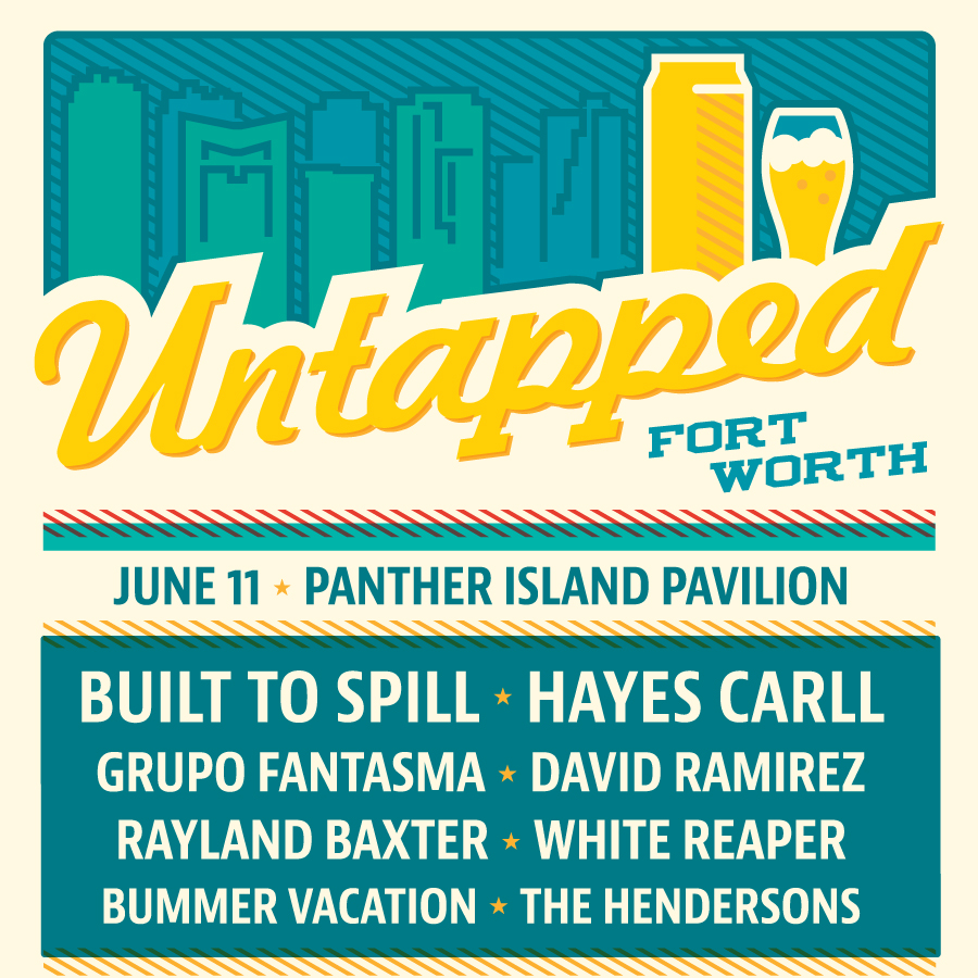 Enter To Win Tickets To Untapped Fort Worth | KXT 91 7