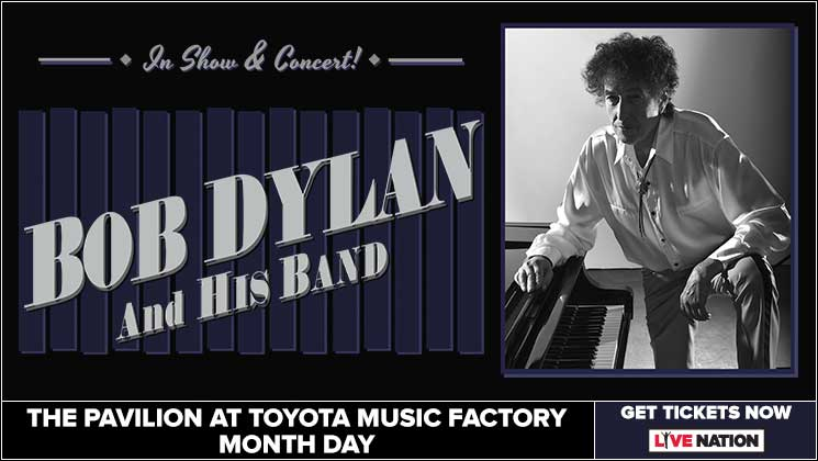 Win Tickets To See Bob Dylan   KXT 91 7