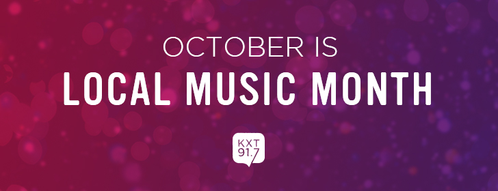 It\'s Local Music Month!